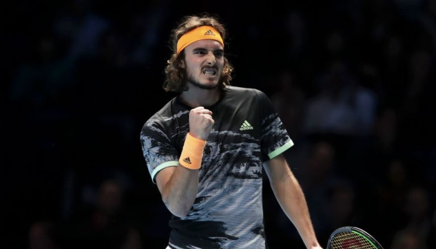 Циципас обіграв Зверєва і вийшов у півфінал Підсумкового турніру ATP