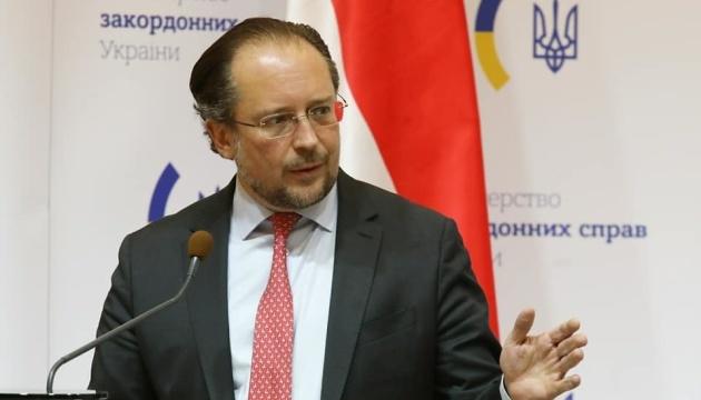 Le ministère autrichien des Affaires étrangères condamne la Russie pour l'annexion de la Crimée et le conflit dans le Donbass