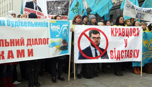 Manifestation des cheminots: Non à la réforme non professionnelle de l'industrie ferroviaire