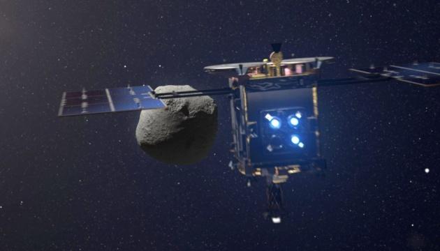 На астероїді Рюгу «Хаябуса-2» знайшов гравійний матеріал