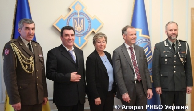 NSDC Secretary Danilov hopes for cooperation with Norway in cybersecurity - Ukrinform. Ukraine and world news