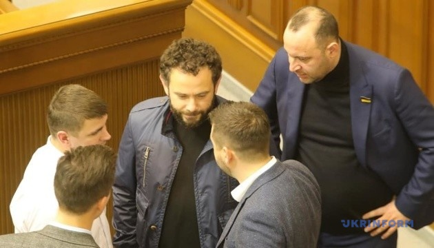 MP Dubinsky names possible candidates for ministers