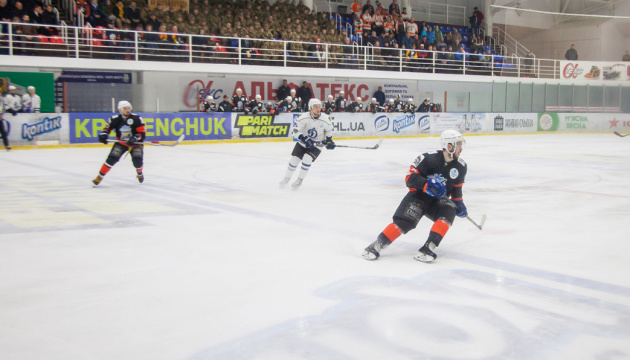 УХЛ: «Кременчук» розгромив харківське «Динамо»