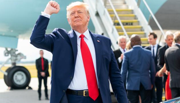 """Трамп анонсував """"велику угоду"""" з Китаєм"""