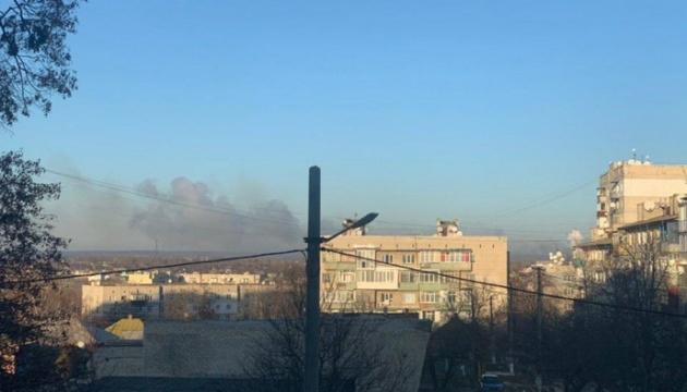 Two killed, four injured in Balakliya arms depot blasts
