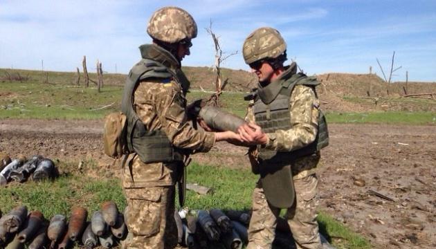 Вибухи у Балаклії пов'язані з утилізацією боєприпасів - Генштаб
