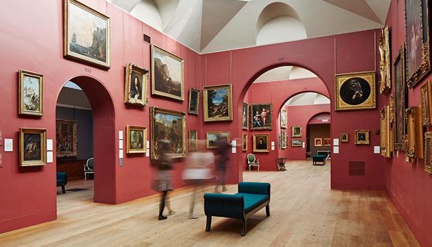 У Лондоні намагалися вкрасти картини Рембрандта