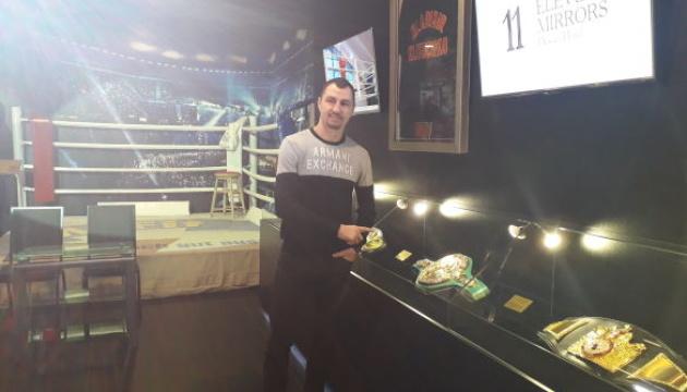 Віктор Постол розпочав підготовку до чемпіонською бою
