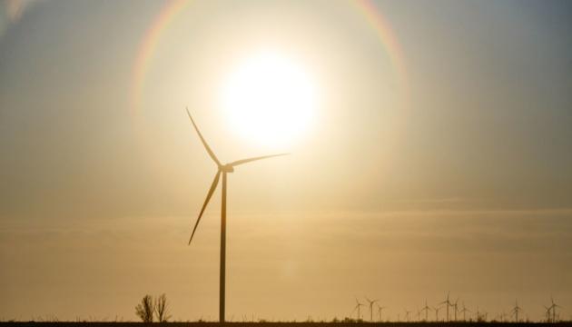 У Запорізькій області запрацювала Орлівська вітроелектростанція