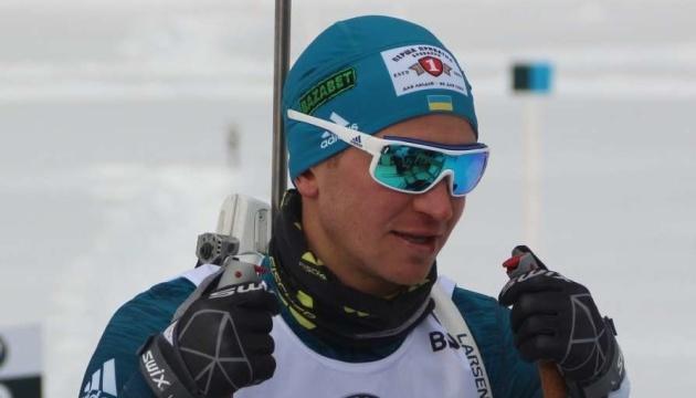 Українець Семенов фінішував 23-м в біатлонному спринті у Норвегії