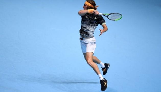 Циципас обіграв Федерера і вийшов у фінал Підсумкового турніру ATP