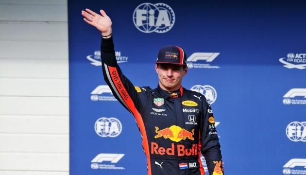 Формула-1: Ферстаппен виграв кваліфікацію Гран-прі Бразилії