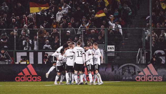 Німеччина, Голландія, Хорватія і Австрія вийшли на футбольне Євро-2020