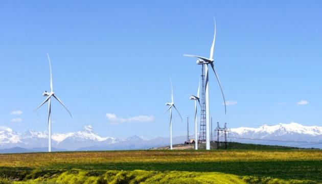 У Грузії продали з аукціону вітрову електростанцію