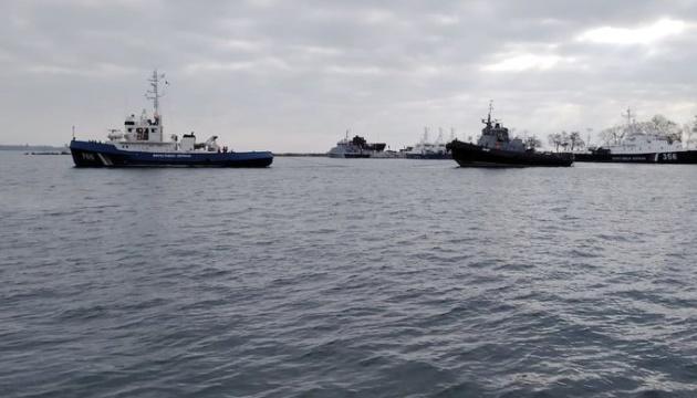 Українські кораблі після передачі Росією йтимуть до Одеси не менш як 43 години — експерти