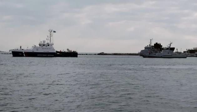 У Росії заявили, що повернуть Україні захоплені кораблі 18 листопада