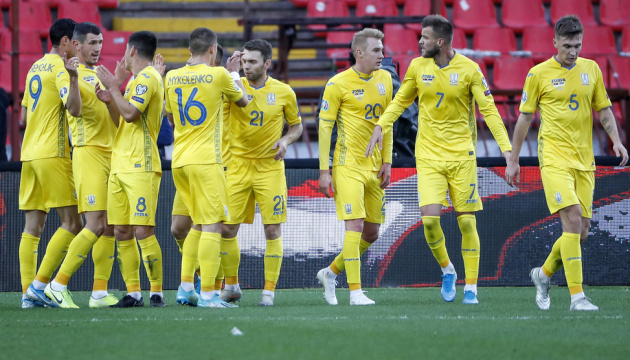 Збірна України вперше завершила рік без поразок