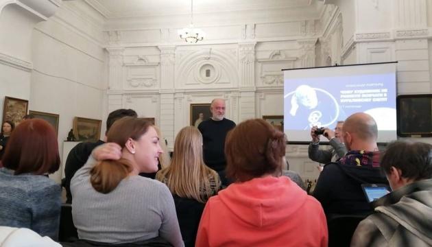 Создание музея современного искусства в Херсоне: Ройтбурд готов стать консультантом