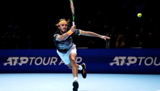 Стефанос Циципас стал победителем Итогового турнира ATP