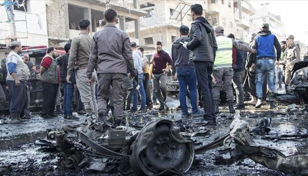 У Сирії затримали підозрюваного у теракті, що забрав 18 життів