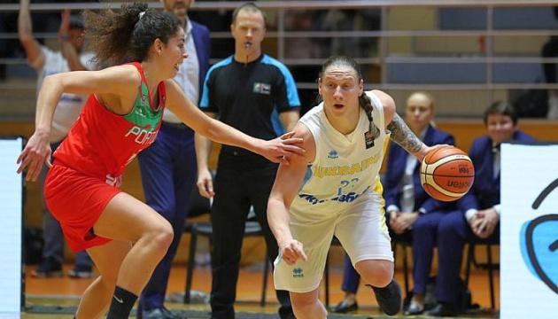 Ягупова — найкраща за результативністю у відборі Євробаскета-2021