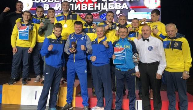 Збірна України з боксу посіла перше місце на турнірі в Білорусі