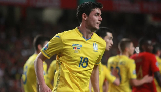 Яремчук став найкращим бомбардиром збірної України у відборі Євро-2020