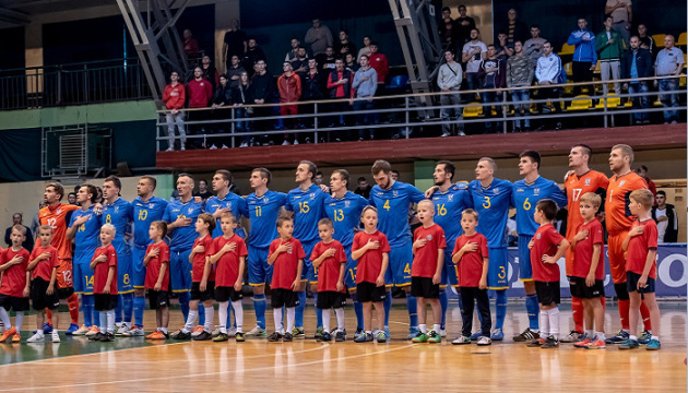 Українські футзалісти проведуть спаринги з Хорватією в Черкасах