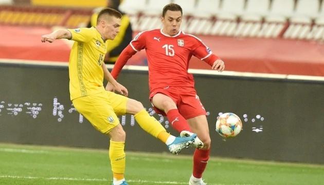Циганков і Тадич - найкорисніші футболісти матчу Сербія - Україна