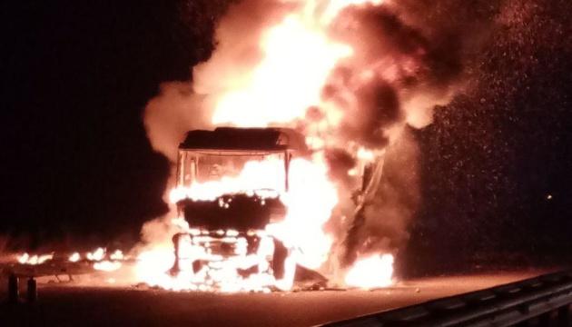 Масштабна ДТП під Переяславом: зіткнулися авто поліції, пожежників і ще три машини