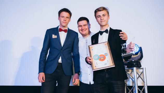 В Житомире наградили победителей ученического кинофеста