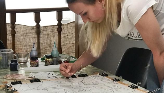 В Анкарі на базі Української спілки відкрили художню школу