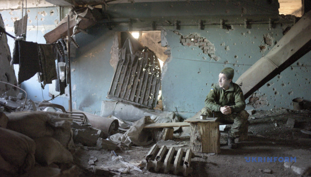 Russian-led forces violate ceasefire in Donbas nine times. Three soldiers wounded