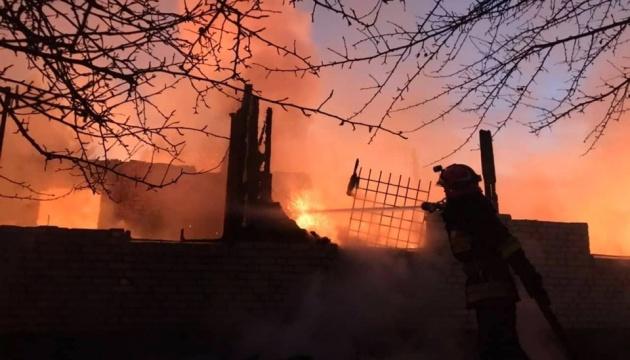 На Львівщині внаслідок пожежі у військовій частині загинув офіцер