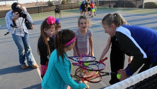Світоліна планує зробити теніс доступним для дітей з усіх куточків України