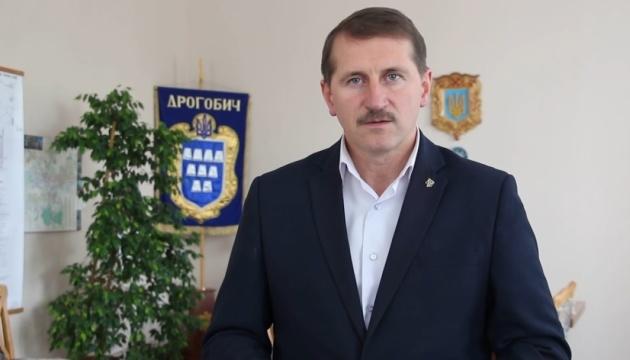 Меру Дрогобича оголосили підозру за побиття активіста