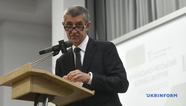 Прем'єр Чехії скасував візит до Естонії через стрілянину в лікарні