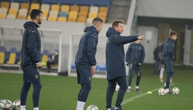 Молодіжна футбольна збірна України зіграла внічию з Азербайджаном
