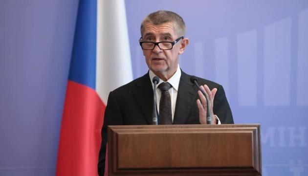 Чехія засуджує російську агресію на Донбасі - Бабіш
