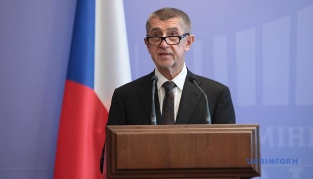 Чехія засуджує анексію Криму Росією