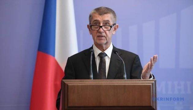 Чеський прем'єр не говорив про плани придбати в Україні землю — МЗС