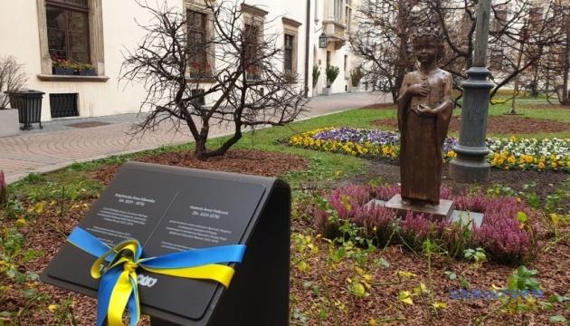 В Кракове открыли памятник Анне Киевской
