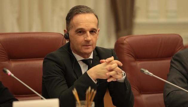 Corona-Rückholaktion: Heiko Maas bedankt sich bei der Ukraine für Unterstützung