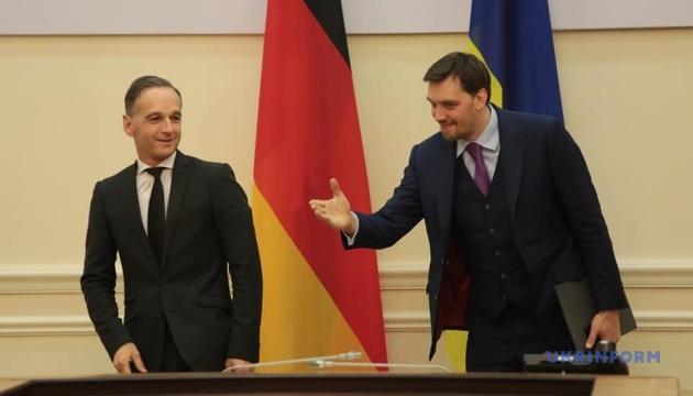 Если вывести Nord Stream 2 из-под директивы ЕС, Газпром может стать монополистом — Гончарук