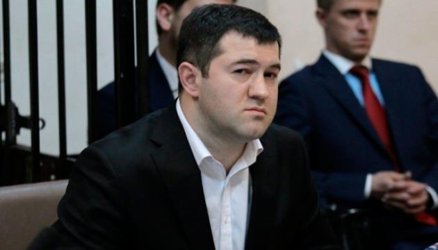 Прокурор за 10 минут зачитал обвинение Насирову