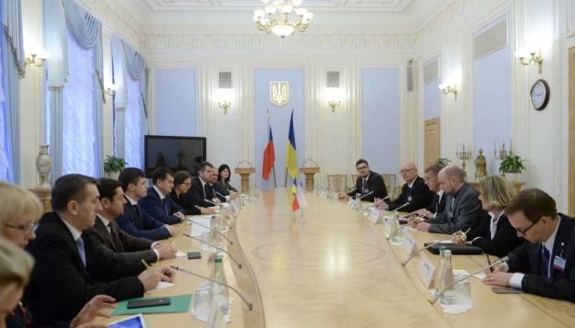 Разумков обговорив із прем'єром Чехії ризики від Nord Stream 2