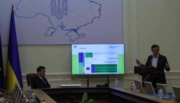 EU-Integration: Offene Sitzung des Kabinetts