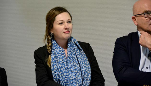 Французька депутатка нарікає на відсутність міжпарламентських контактів з Україною