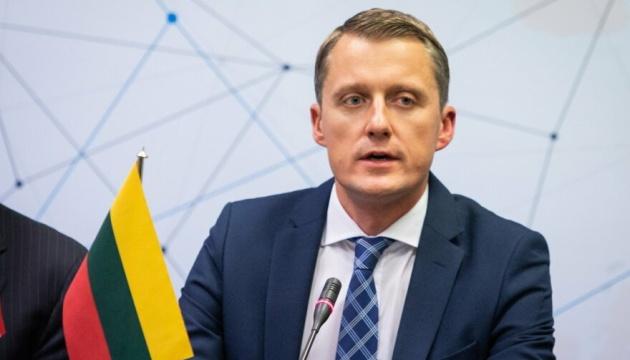 Украина интересуется опытом Литвы в сфере природного газа - министр