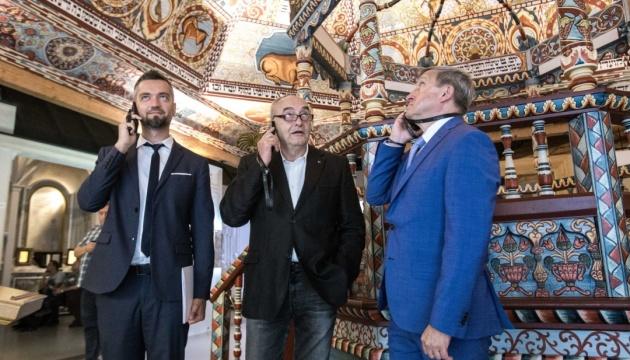 Украиноязычные аудиогиды появятся еще в двух музеях Польши – Шейко